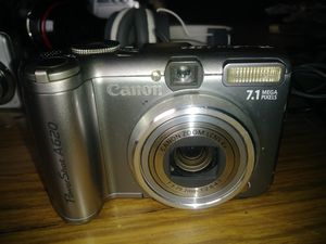 Canon POWER SHOT A620 for Sale in Rocklin, CA