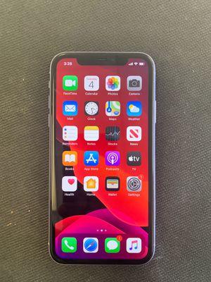 iPhone 11 purple 64gb unlocked for Sale in Richmond, VA