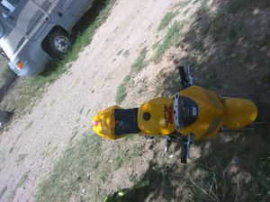 Yellow mini bike for Sale in McIntosh, NM