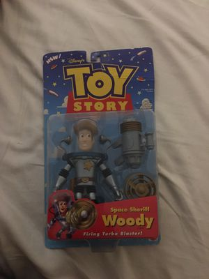 ToyStory Space Sheriff Woody for Sale in Los Angeles, CA