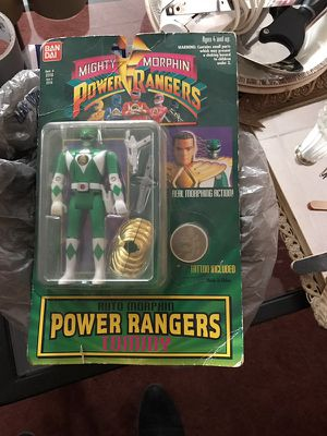 power ranger collectible toy for Sale in Springfield, PA