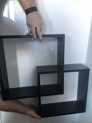 Brand new cube wall shelf for Sale in Arlington, VA