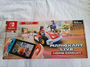 MarioKart LIVE home circuit for Nintendo switch for Sale in Bridgeport, CT