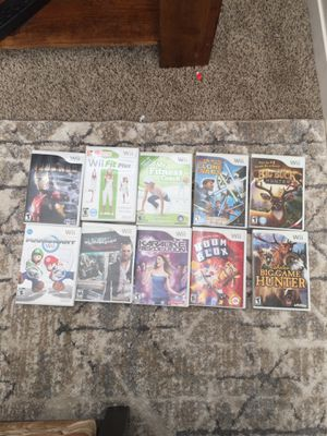 Wii games for Sale in Anchorage, AK