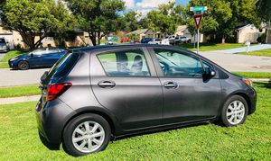 2015 TOYOTA YARIS LE HATCHBACK 4 DR ❇ 95K MILES ❇ All Work Perfect ❇ Looks New Automatic ❇ Bluetooth ⭐HABLAMOS ESPAÑOL⭐ for Sale in Orlando, FL