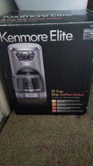 Kenmore coffee maker for Sale in Salt Lake City, UT