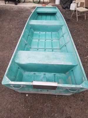 Aluminum boat 12 for Sale in Denver, CO