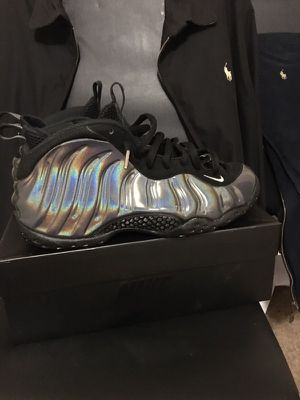 Nike Halogram Foamposite Penny Hardaway's for Sale in Cleveland, OH