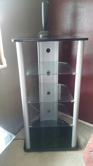 TV stand and side stands for Sale in Portland, OR