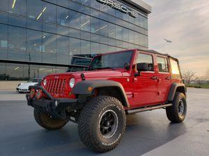 2011 Jeep Wrangler Unlimited JK for Sale in Atlanta, GA