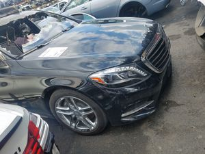 2015 mercedes s550 Parting out parts car burned for Sale in South Gate, CA