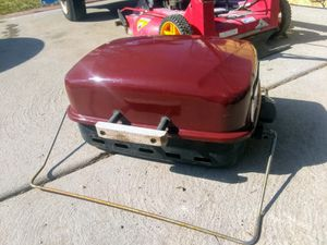 Red Portable BBQ Grill for Sale in Sandy, UT