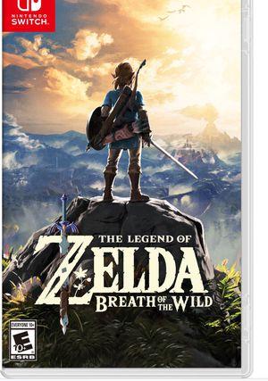 Nintendo switch Zelda for Sale in Houston, TX