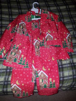 Boys size 6 xmas suit for Sale in Black Diamond, WA
