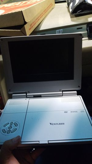 Venturer portable dvd for Sale in Arlington, TX