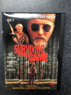 Surviving the Game DVD - used for Sale in Griswold, CT