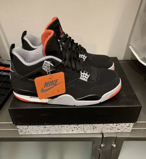 Air Jordan 4 Bred for Sale in Clinton, MD