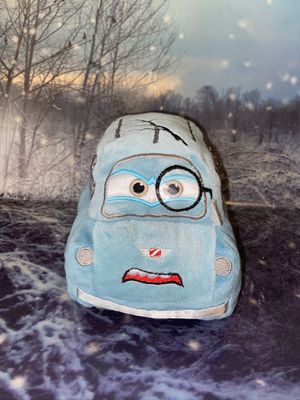 "Disney Pixar Movie Cars Bad Professor GA 58 plush 10"" for Sale in Bellflower, CA"