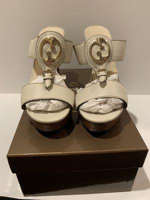Gucci GG mules clogs sandals size 38.5 for Sale in La Jolla, CA
