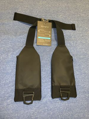 NOMATIC WAIST STRAPS - BRAND NEW NEVER USED for Sale in Lewisville, TX