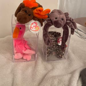 4 Retired Beanie Babies for Sale in Miami, FL