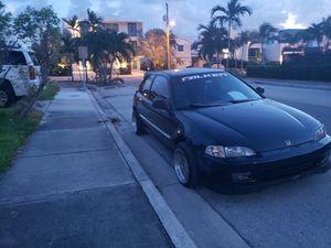 Honda hatchback for Sale in Miami, FL