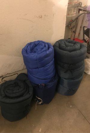 SLEEPING BAGS for Sale in Rancho Cucamonga, CA