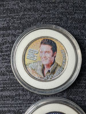Elvis 75th anniversary quarters for Sale in Whittier, CA