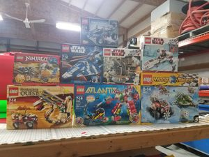 Various Lego sets for Sale in Las Vegas, NV