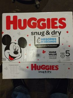 Huggies Diapers for Sale in Gig Harbor,  WA