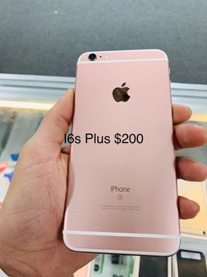 iPhone 6s Plus unlocked for Sale in Tampa, FL