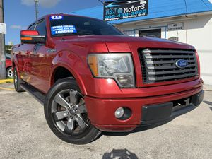 2010 FORD F150 FX2 LOADED CLEAN CAR FAX for Sale in Homestead, FL