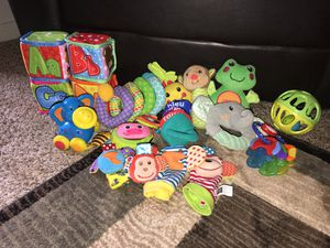 Baby Toys Lot for Sale in Apex, NC