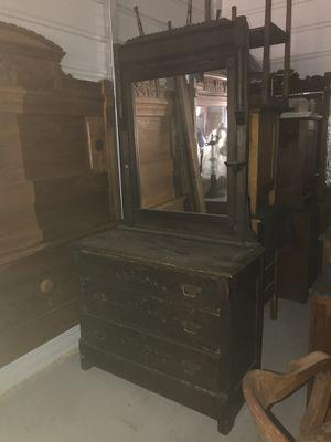 Antique Victorian Dresser for Sale in Sanger, CA