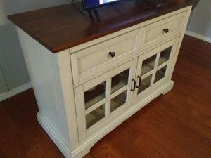 Console, tv stand for Sale in Hillsborough, NC