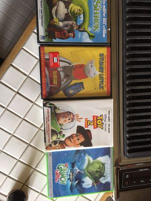 Lot of 4 DVDs for Young at ❤️ for Sale in Sumner, WA