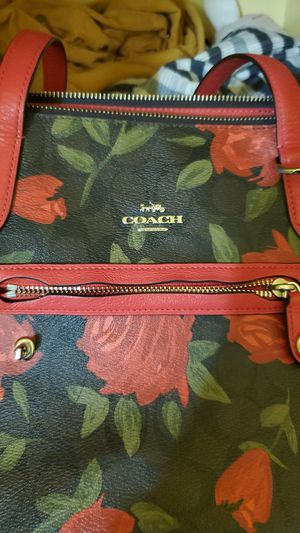 Large Coach satchel style purse for Sale in Kent, WA