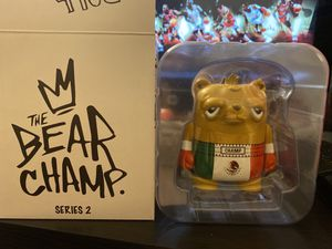 """Viva México"" Bear Champ by JC Rivera for Sale in Midlothian, IL"