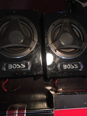 BOSS AUDIO SPEAKERS for Sale in Columbus, OH