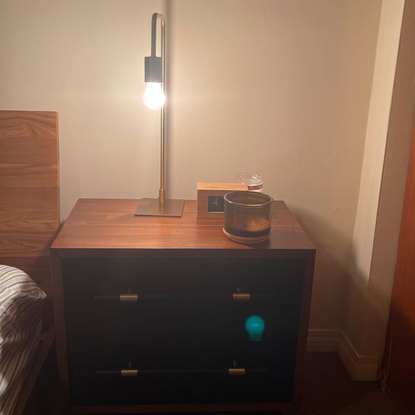 King Size Bedroom Set +Mattress