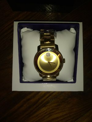 Movado Bold Bracelet Watch, brand new, never worn for Sale in New Rochelle, NY