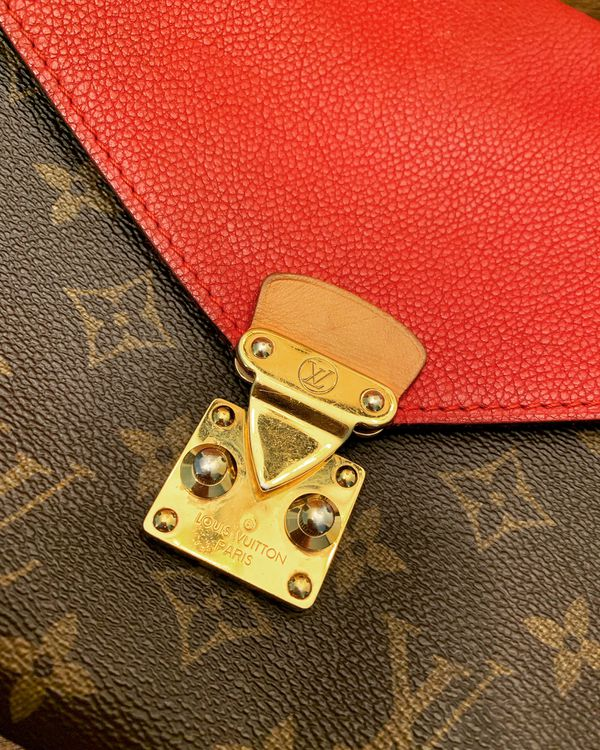 Louis Vuitton Monogram Shoulder Bag Crossbody