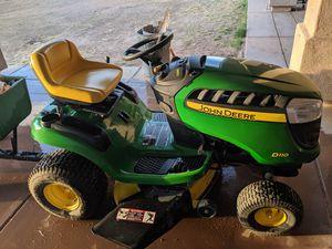 John Deere D110 riding lawn mower for Sale in Peoria, AZ