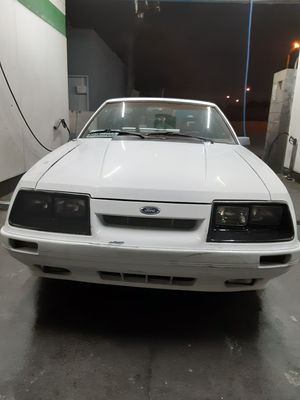 1984 mustang 5.0 for Sale in Bell Gardens, CA
