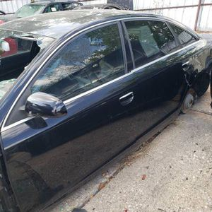 2007 Audi A6 for Parts for Sale in Dallas, TX