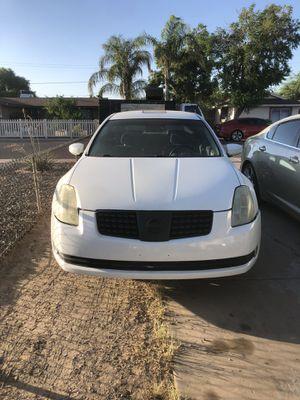 2004 Nissan Maxima for Sale in Phoenix, AZ