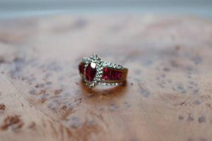 Vintage Ruby ring for Sale in Austin, TX