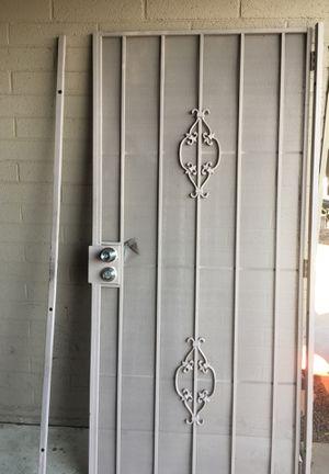 Security door with frame for Sale in Phoenix, AZ