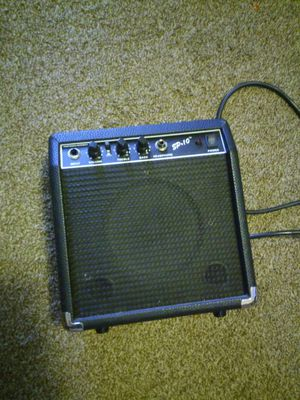 guitar amplifier for Sale in Jacksonville, FL