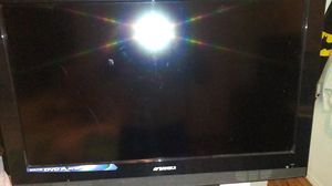30 inch flatscreen tv built in dvd player for Sale in Irving, TX